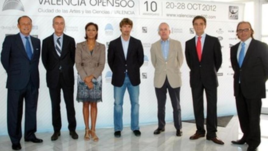 Presentación Valencia Open