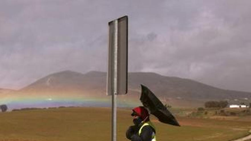 Frío Y Lluvia En España