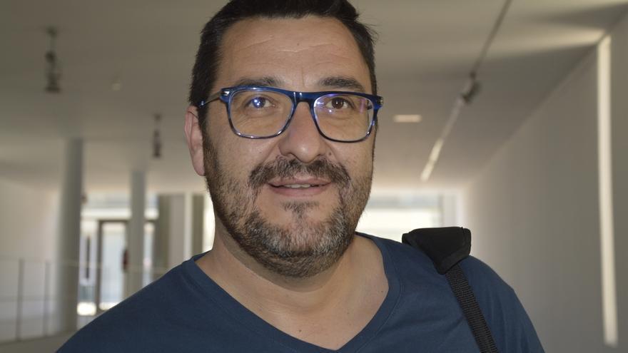 Guzmán Ahumada presentará candidatura para refrendar su cargo como coordinador provincial de IU