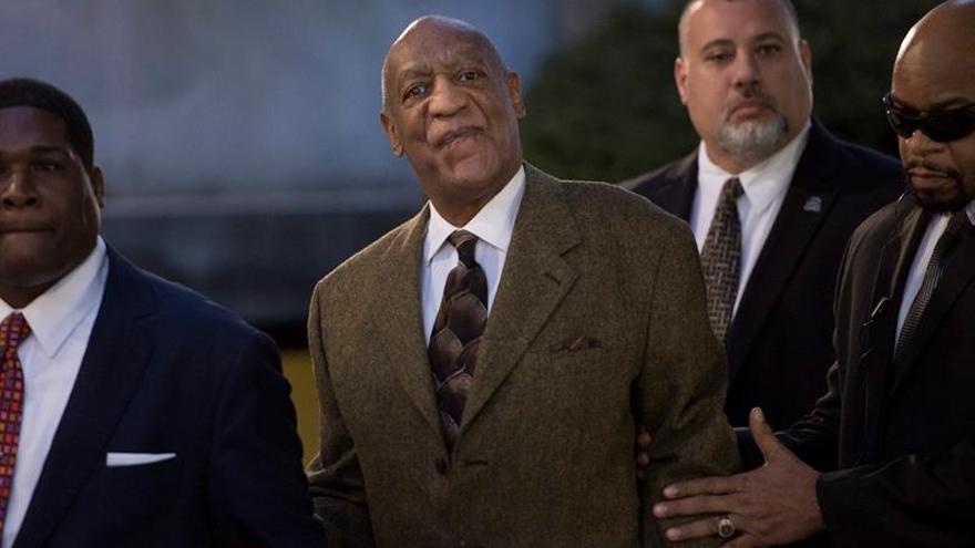 """La Fiscalía acusa a Bill Cosby de """"una vida de agresión sexual"""" a mujeres"""