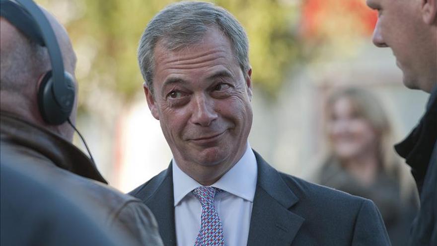 Se formaliza en la Eurocámara la creación del nuevo grupo del euroescéptico Nigel Farage