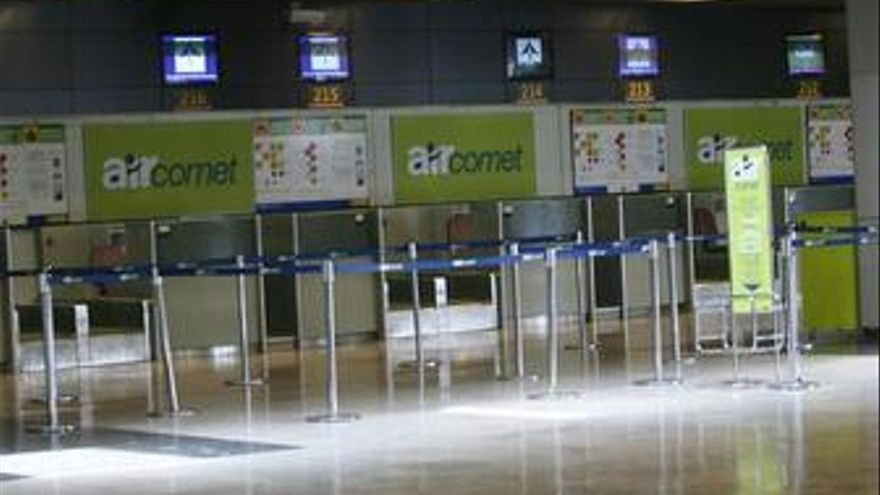 Cerca de 25.000 acreedores reclaman dinero a Air Comet