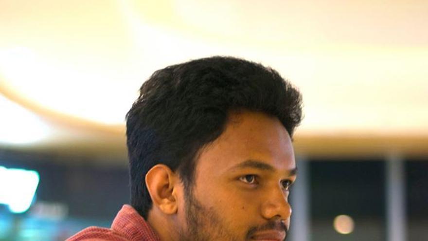 Laxman Muthiyah, otro de los investigadores indios más colaboradores con Facebook