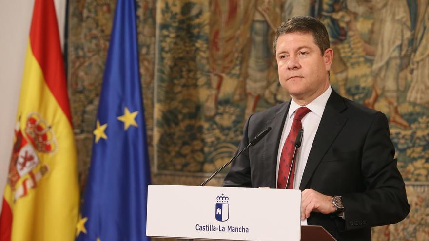 Emiliano García-Page hace balance de su legislatura