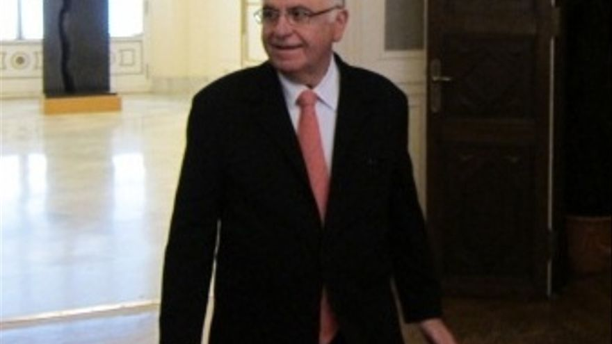 Juan Cotino se remite al gobierno valenciano sobre la reapertura de la investigación del accidente de metro de 2006