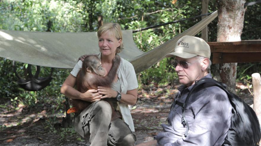Harrison Ford en el documental 'Planeta en Peligro'