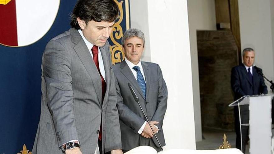 Fernando Urrutia, ex-director general de Comunicación de Castilla-La Mancha con el PP / Foto: ABC