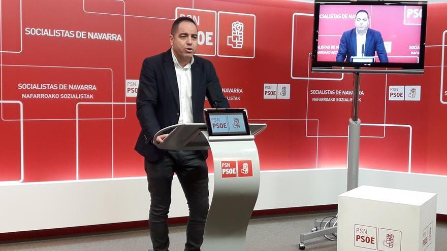 """El PSN afirma que Navarra """"necesita un Gobierno que priorice políticas sociales, no nacionalistas"""""""