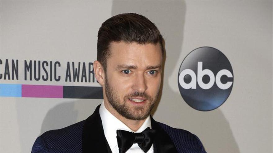 Justin Timberlake conquista los American Music Awards