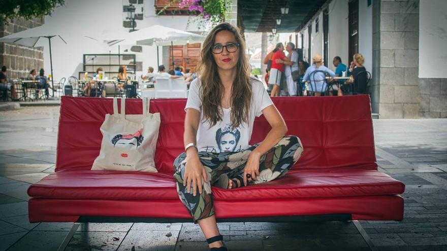 Patricia Figuero es la escritora e improvisadora teatral.