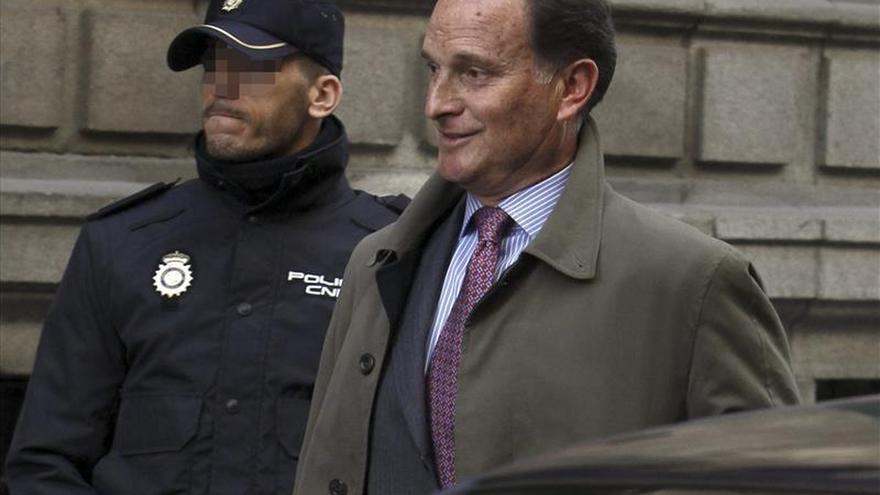 """El PP reitera su """"disconformidad"""" con la acusación de lucrarse de Gürtel"""