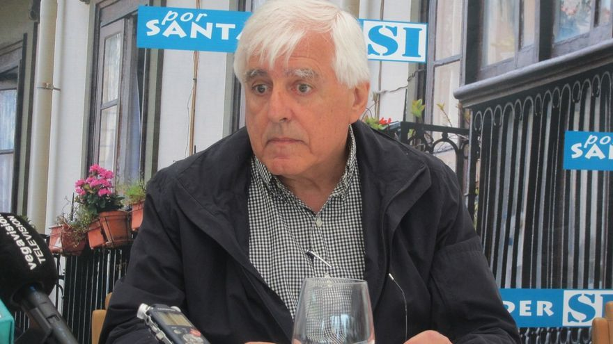 Juan Mazarrasa encabeza la candidatura de 'Por Santander Sí'