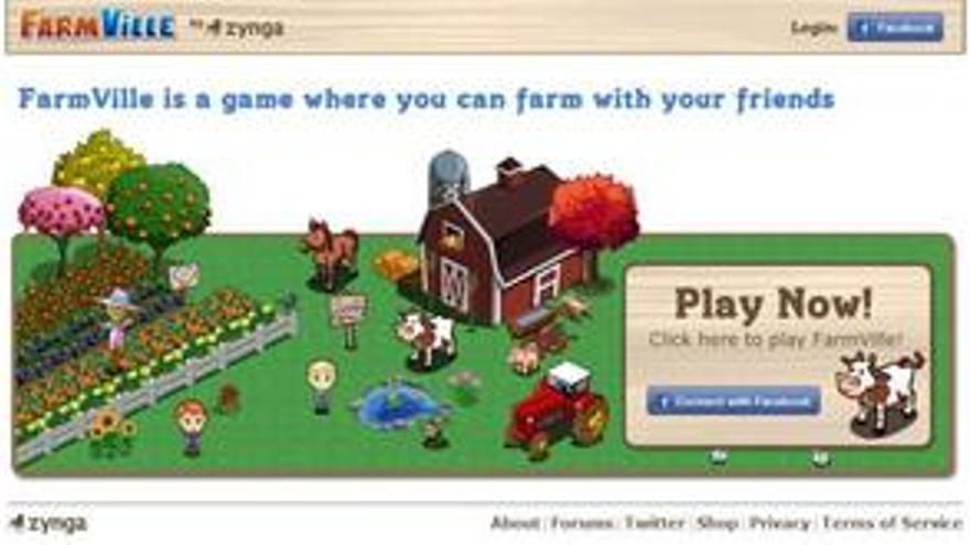 Los videojuegos de 'Facebook', enemigos de la productividad