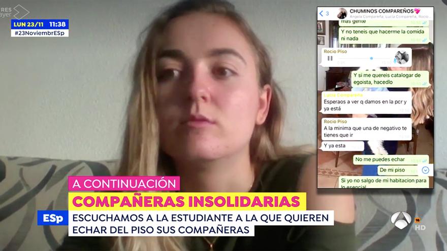 Elena Cañizares en 'Espejo Público'