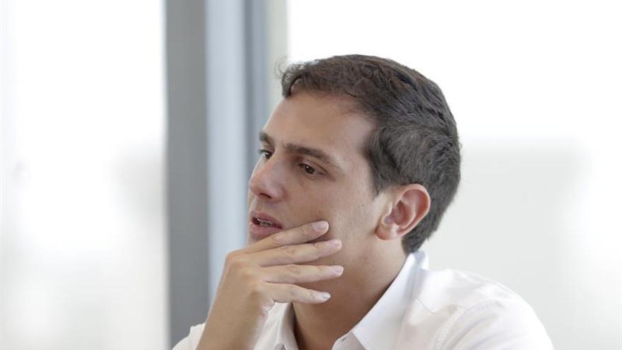 Rivera: Cuantos más escaños tenga C's, más controlados estarán PP y Feijóo