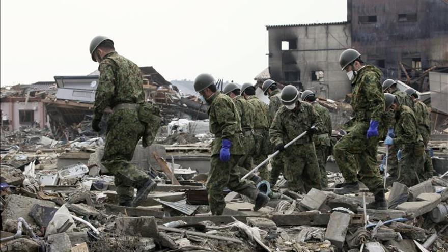 Un terremoto de 8,5 grados Richter golpea Japón sin alerta de tsunami