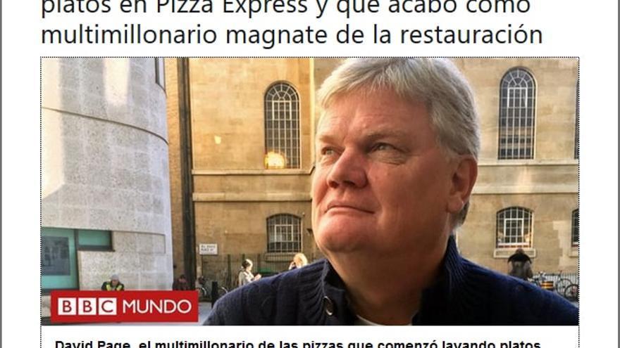 Pizzero BBC