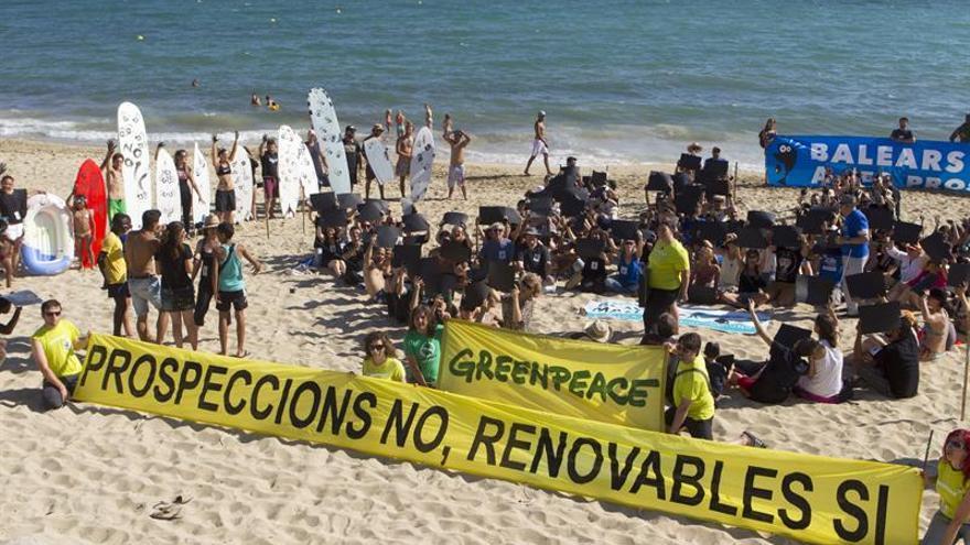 Paralizado el segundo proyecto de prospecciones petroleras en Baleares