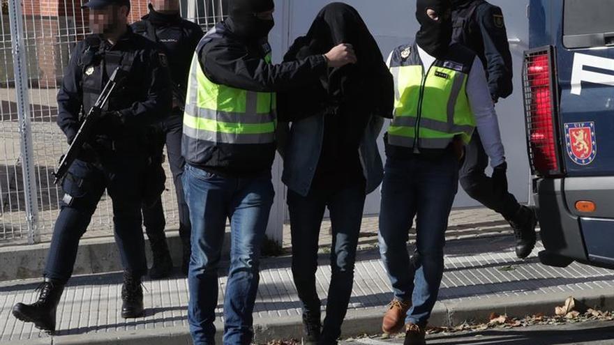 Prisión para el presunto yihadista detenido en Madrid por integrarse en Dáesh