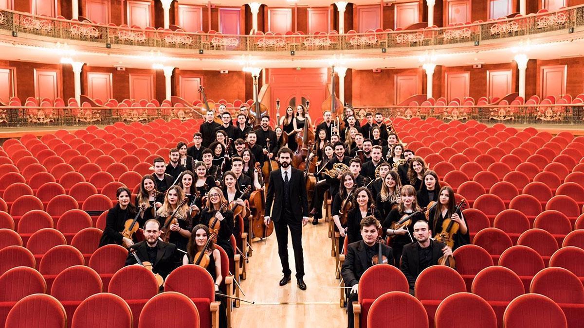 La Orquesta Joven de Córdoba vuelve a los escenarios tras el parón por la pandemia