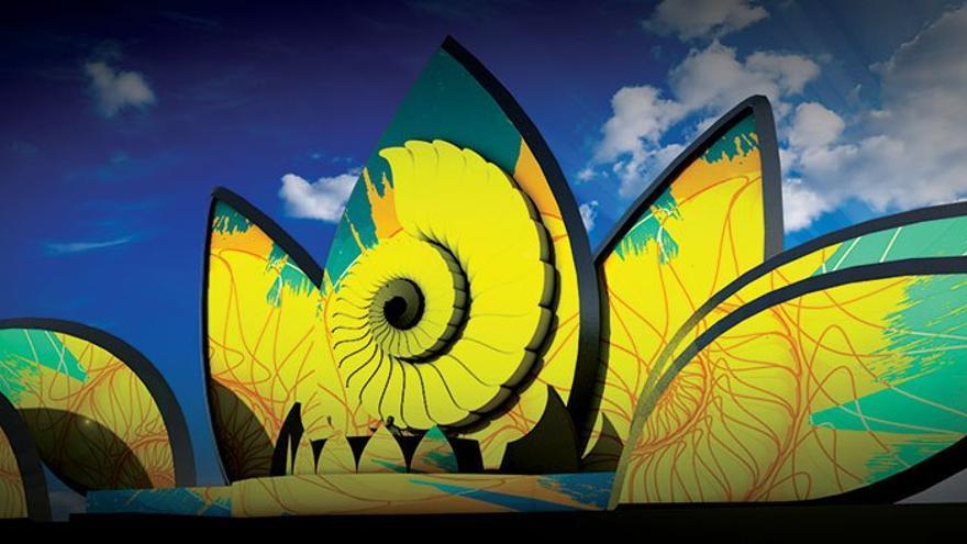 El escenario rendirá homenaje al artista canario Pepe Dámaso.