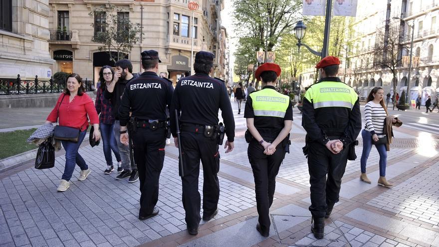 Ertzaintza y Policías Locales llevan interpuestas cerca de 3.000 denuncias y un total de 70 detenciones