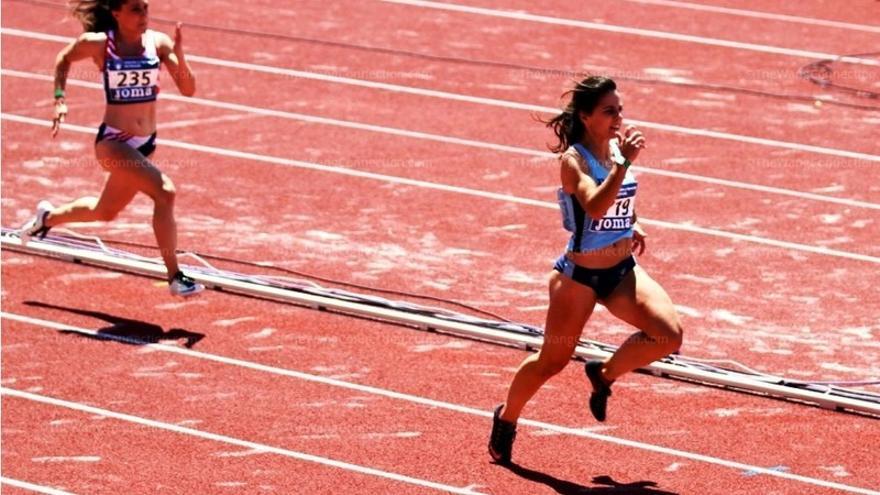 María Isabel Pérez, una de las realidades del atletismo español