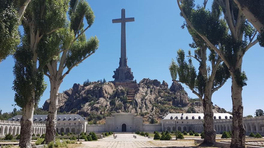 La Abadía Benedictina de la Santa Cruz en el Valle de los Caídos