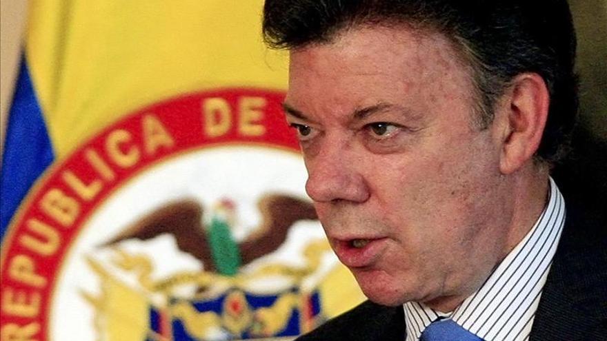 El presidente Santos confirma la muerte de un colombiano en Argelia