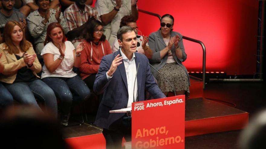 Sánchez critica que el independentismo dé lecciones de DDHH pero no condene la violencia de los CDR