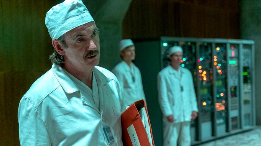 Paul Ritter, en 'Chernobyl'