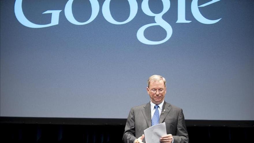 El presidente de Google considera indignante el espionaje de la NSA en su empresa