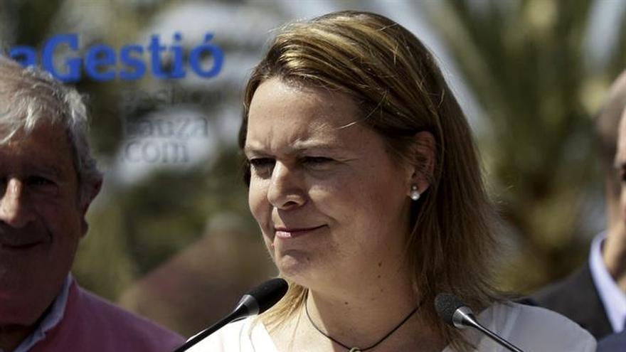 María Salom, nueva delegada del Gobierno en Baleares
