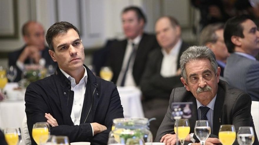 Revilla afea a Sánchez que no le haya llamado directamente para concertar la reunión con el Gobierno: El Gobierno soy yo