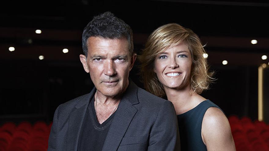 Los nuevos presentadores de la 35 edición de los Premios Goya. Foto: ©Jesús Chacón