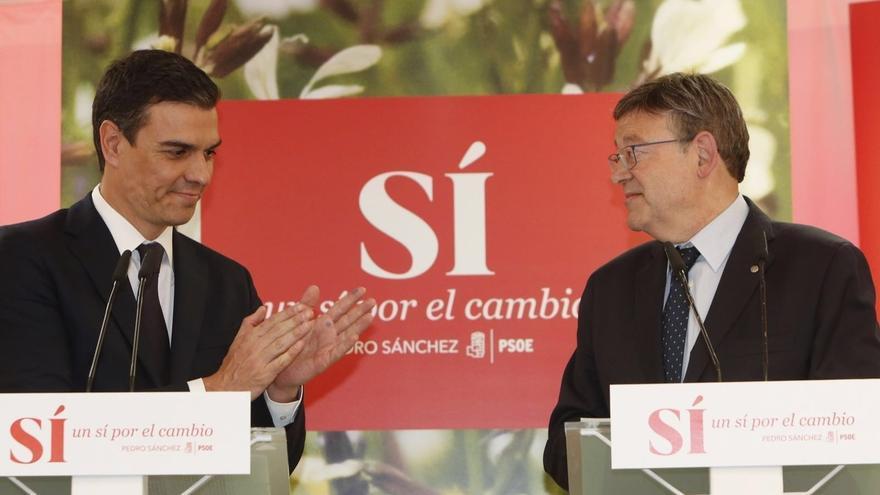 Puig se reunirá con Pedro Sánchez el miércoles y no asistirá al Comité Federal por el 'seminario' en Torrevieja