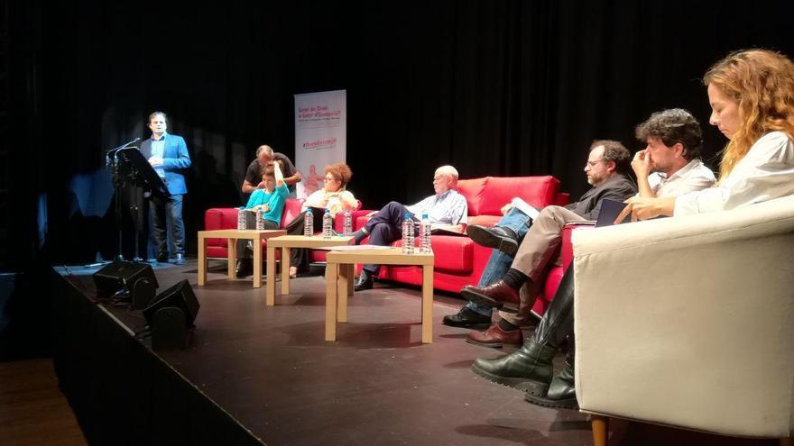 Debate sobre derechos y libertades celebrado en Barcelona