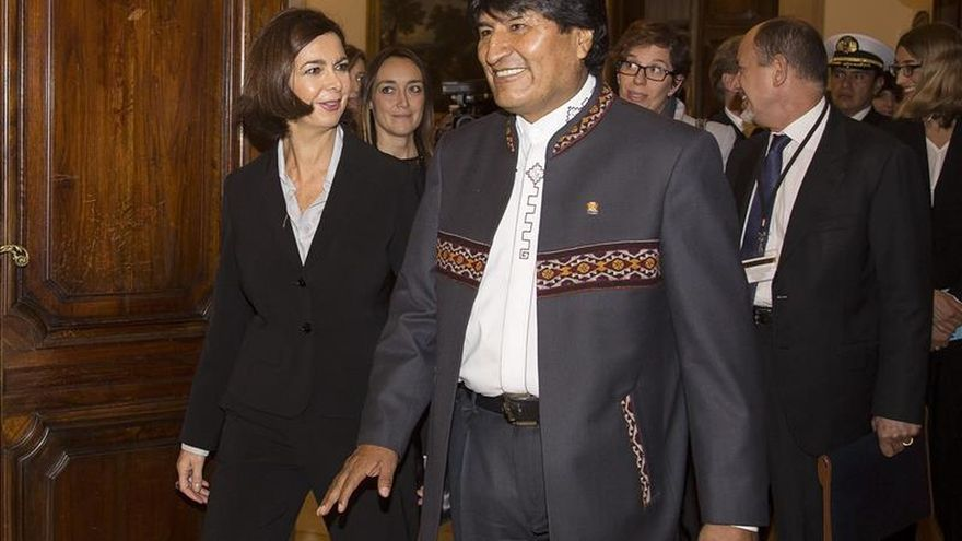 Morales tratará en Dublín la muerte en Bolivia de un supuesto terrorista irlandés