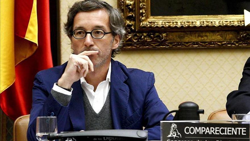 El Secretario de Estado de Cultura, José María Lassalle