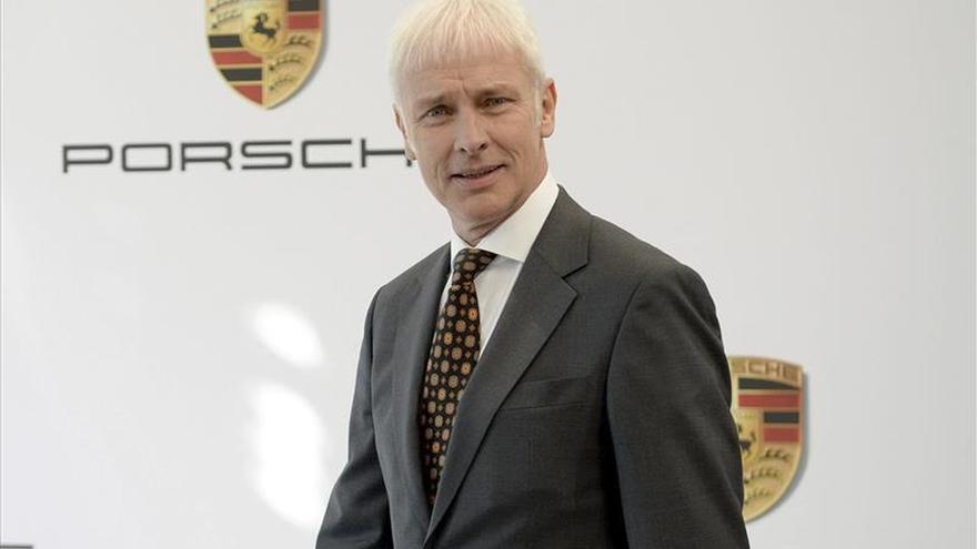 El presidente de Porsche se perfila como el nuevo presidente de Volkswagen, según medios alemanes