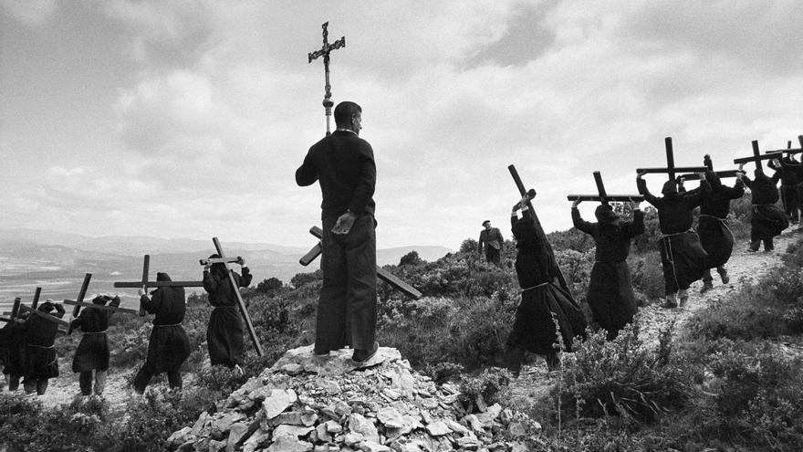 El ensayo sobre la religión en España de Koldo Chamorro, en el Museo Lázaro Galdiano