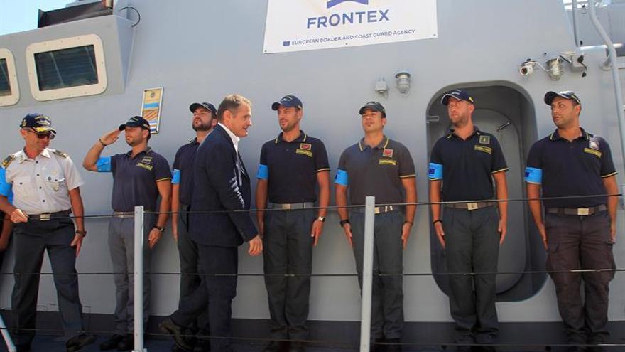 Frontex descarta crisis migratoria, a pesar del aumento de llegadas a España