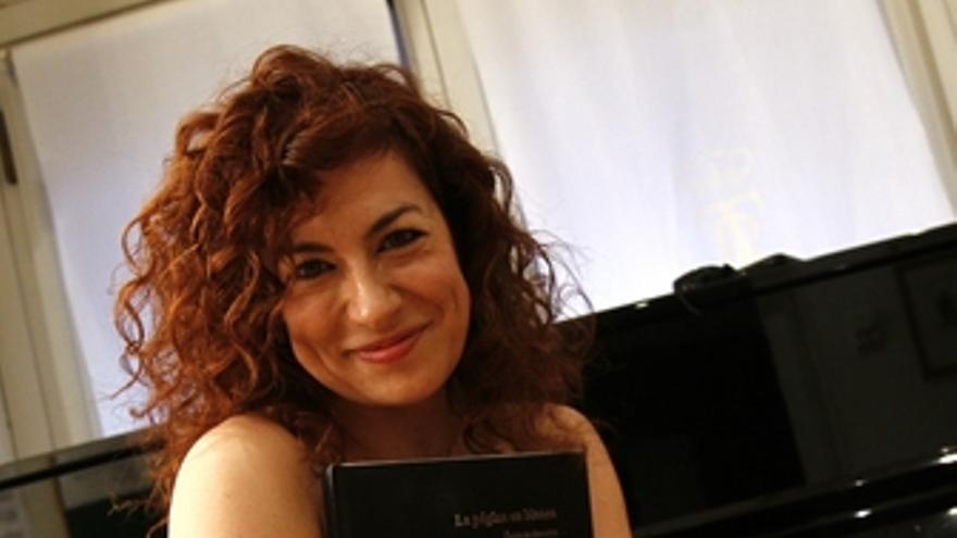 La compositora Pilar Jurado