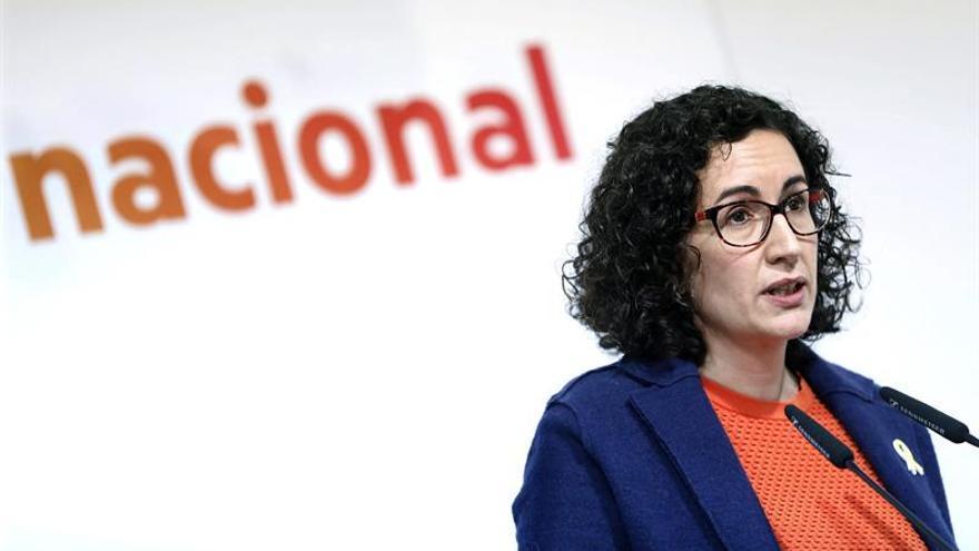 El Supremo decide con Marta Rovira dónde pone ahora el listón de la prisión preventiva por el 1-O