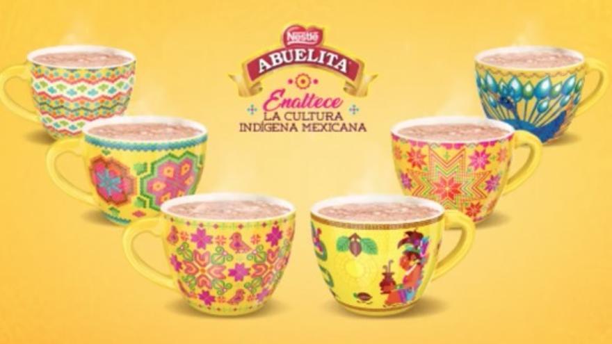 Diseñadores mexicanos demandaron a Nestlé por plagio en sus tazas Abuelita