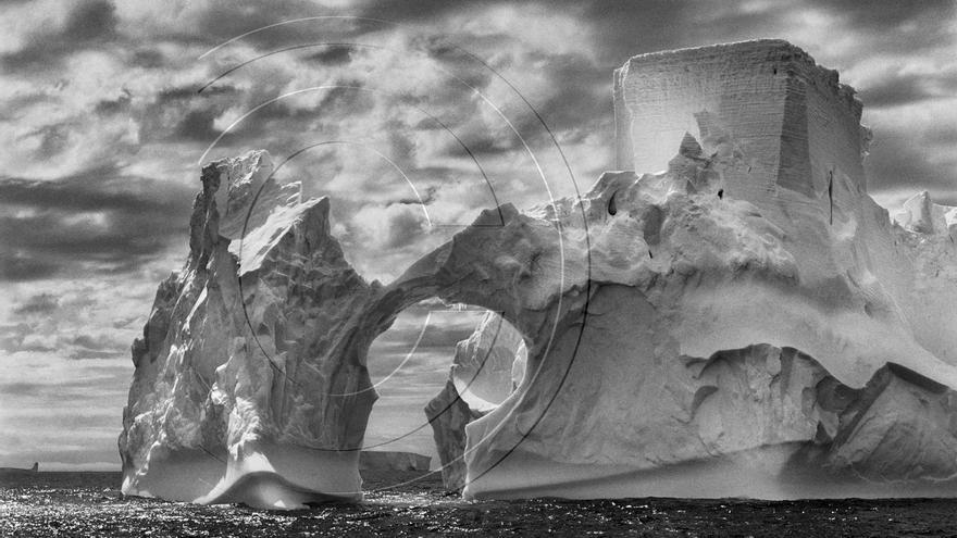 'Génesis' de Sebastião Salgado mostrará en la Porticada 38 fotos de gran formato sobre la naturaleza