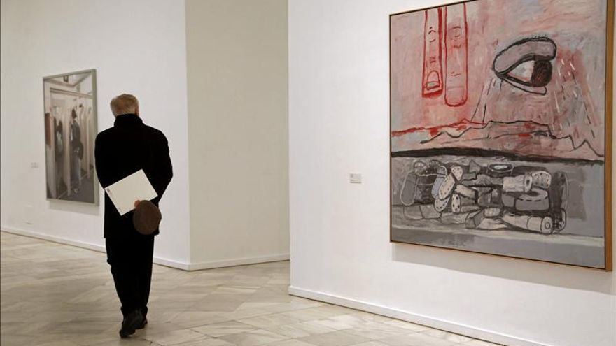 Klee y Munch reformulan su biografía en una exposición del Museo Reina Sofía
