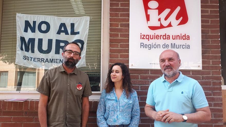 Presentan la candidatura 'Unidad Para Ganar' a las primarias regionales de IU-Verdes