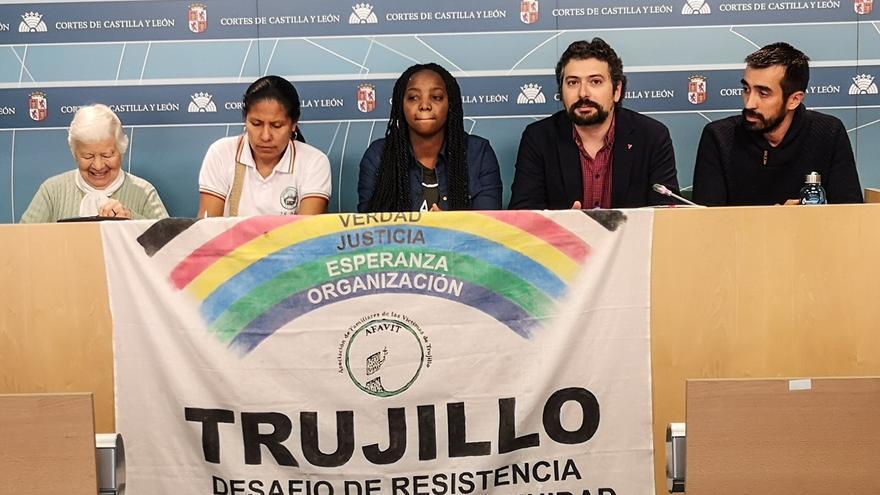 Izquierda Unida plantea que Castilla y León acoja a activistas por los derechos humanos perseguidos en el mundo.