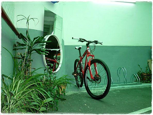 Garaje en Divino Pastor con servicio de guarda-bicis